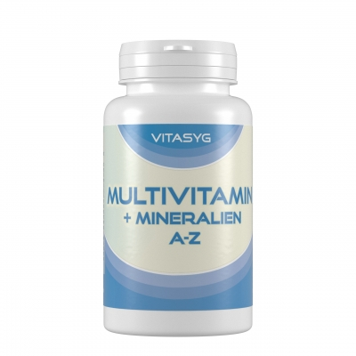 multivitamin + Mineralien Tabletten