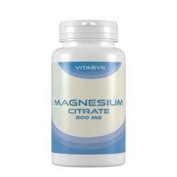 Vitasyg Magnesium Citrat 200mg - 180 Tabletten