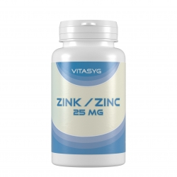 Vitasyg Zink 25 MG - 365 Tabletten