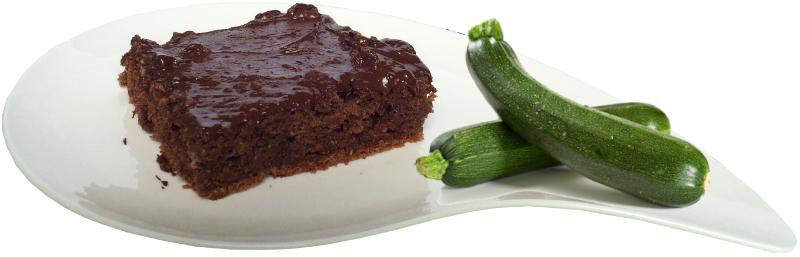 Proteinhaltiger Schokokuchen Mit Zucchini Zubereitet Syg Labs